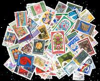 Bulgarien - 200 forskellige frimærker