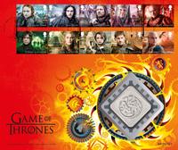 Englanti - Game of Thrones - Kolikkokirje