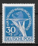 Berlín 1949 - AFA 70 - Nuevo con charnela
