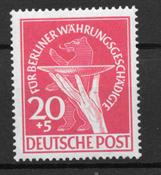 Berlín 1949 - AFA 69 - Nuevo con charnela