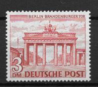 Berlín 1949 - AFA 59 - Nuevo