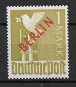 Berlín 1949 - AFA 33 - Nuevo con charnela