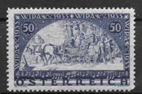 Austria 1933 - AFA 469A - Nuevo con charnela