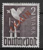 Berlín 1949 - AFA 34 - Nuevo con charnela
