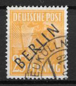 Berlín 1948 - AFA 10 - Usado