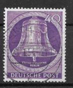 Berlín 1953 - AFA 105 - Usado