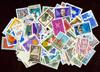 Finland - 100 forskellige billedmærker stemplet
