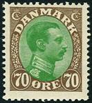 Danmark 1918,AFA nr.108 Postfrisk