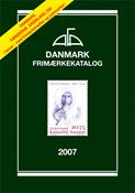 AFA stamp catalogue - Denmark - 2007