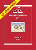 AFA Østeuropa frimærkekatalog 2006 - Bind 2