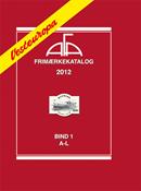 AFA Vesteuropa frimærkekatalog bind I, 2012