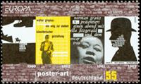 Tyskland - Europa 2003 - Postfrisk frimærke
