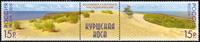 Rusland - Kuriske landtange - Postfrisk sæt 2v