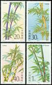 Chine - Bamboo - Mint set 4v