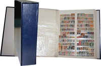 Eastern Europe volume 3 in stockbook with protection