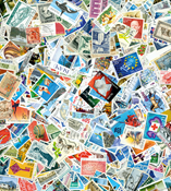 Iceland - 700 different stamps