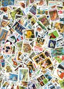 Cambodia - 1000 different stamps