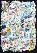Winter Olympics - 250 different stamps