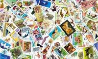 2250枚动物邮票