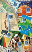 13 cartes maximum officielles - le Championnat du Monde de Cyclisme