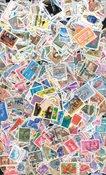 1000 francobolli differenti Italia