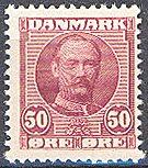 Danmark Fr.VIII 50 øre *