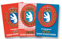Grønland års.1977 alle 3-1979