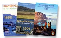 Grønland årsmapper 1990-1999