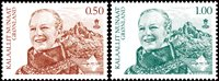 Greenland - Definitives - Mint set 2v