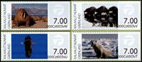 Grønland - Frama 2011 - Postfrisk sæt 4v