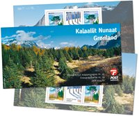 Grønland - Europa 2011 - Postfrisk hæfte