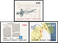 Greenland - Kommunikation - Mint 3v