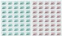 Grønland Dagligmærker - Postfrisk arksæt *