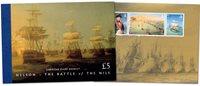 Gibraltar - La Bataille du Nil - Présentation souvenir