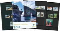 Îles Féroé - Coll. annuelle 2011 - Coll. annuelle