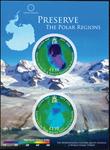 Georgie du sud - Protection des Pôles - Bloc-feuillet neuf