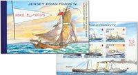 Jersey - Histoire postale - Carnet prestige