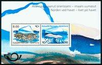 Grønland - Norden - Postfrisk miniark