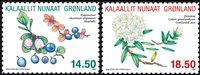 Groenland - Herbes - Série neuve 2v.