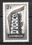 Luxemburg 1956 - AFA 551 - Käyttämätön