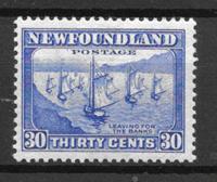 Colonias Británicas 1932 - Michel  183A - Con charnela