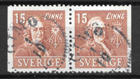 Suède 1939 - AFA 261Cv-261Ch - Oblitéré