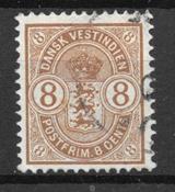 Antillas danesas 1903 - AFA 23 - Usado