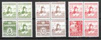 Danimarca 1937 - AFA 236-238 - Nuovo linguello