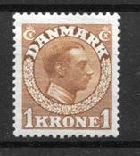 Danimarca 1913 - AFA 75 - Nuovo linguello