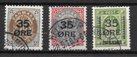 Danimarca 1912 - AFA 60-62 - Usata