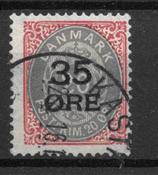 Danimarca 1912 - AFA 61 - Usata