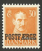 Danmark - Postfærge - AFA 29 - Postfrisk