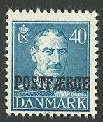 Danmark - Postfærge - AFA 30 - Postfrisk