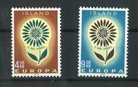 Islande - AFA 386-87